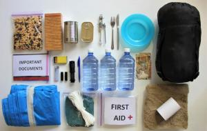 Be Prepared Physically for Emergencies